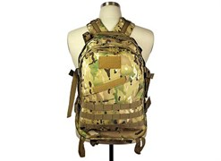AS, Рюкзак 35L Outdoor Molle 3D Assault Military (MLT)