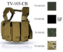 Wartech, Разгрузочная система Chest Rig MK2 (Black)