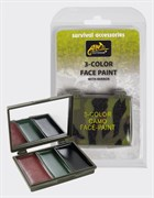 3-Color Face Paint грим