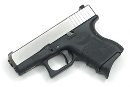 WE, Пистолет Glock-27 gen3 GGBB (CHROME)