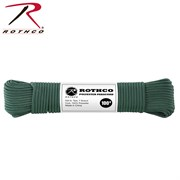 Rothco, Polyester paracord 100 FT (HUNTER GREEN)