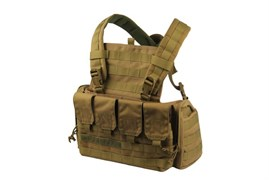 Wartech, Разгрузочная система Chest Rig MK3 (Multicam)