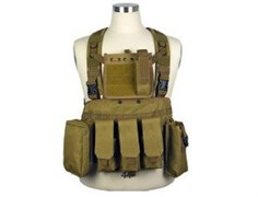 Жилет разгрузочный Assault Military Plate Carrier Tactical (Tan)