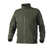 Helikon-Tex, ALPHA Jacket - Grid Fleece (Olive)